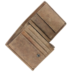 Портмоне WENGER Wildspitz, цвет коричневый, 9,5*2*10.5 см (W11-12BROWN)