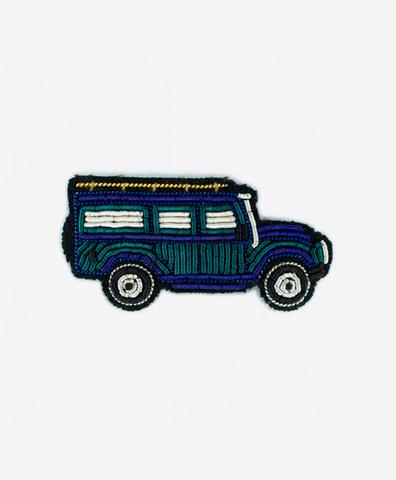 Брошь Jeep