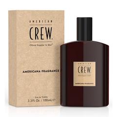 American Crew Americana Fragrance AC - Туалетная вода для мужчин