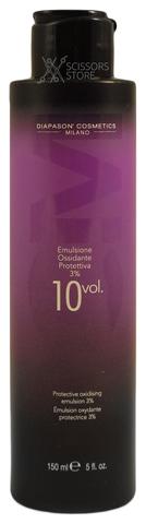 Окисляющая эмульсия со смягчающим и защитным действием DCM Protective Oxidizing Emulsion 3% 10 Vol. 150 мл