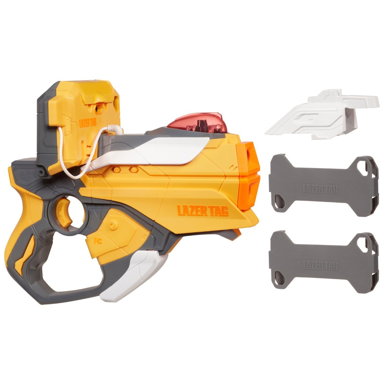 Lazer Tag Blaster Orange