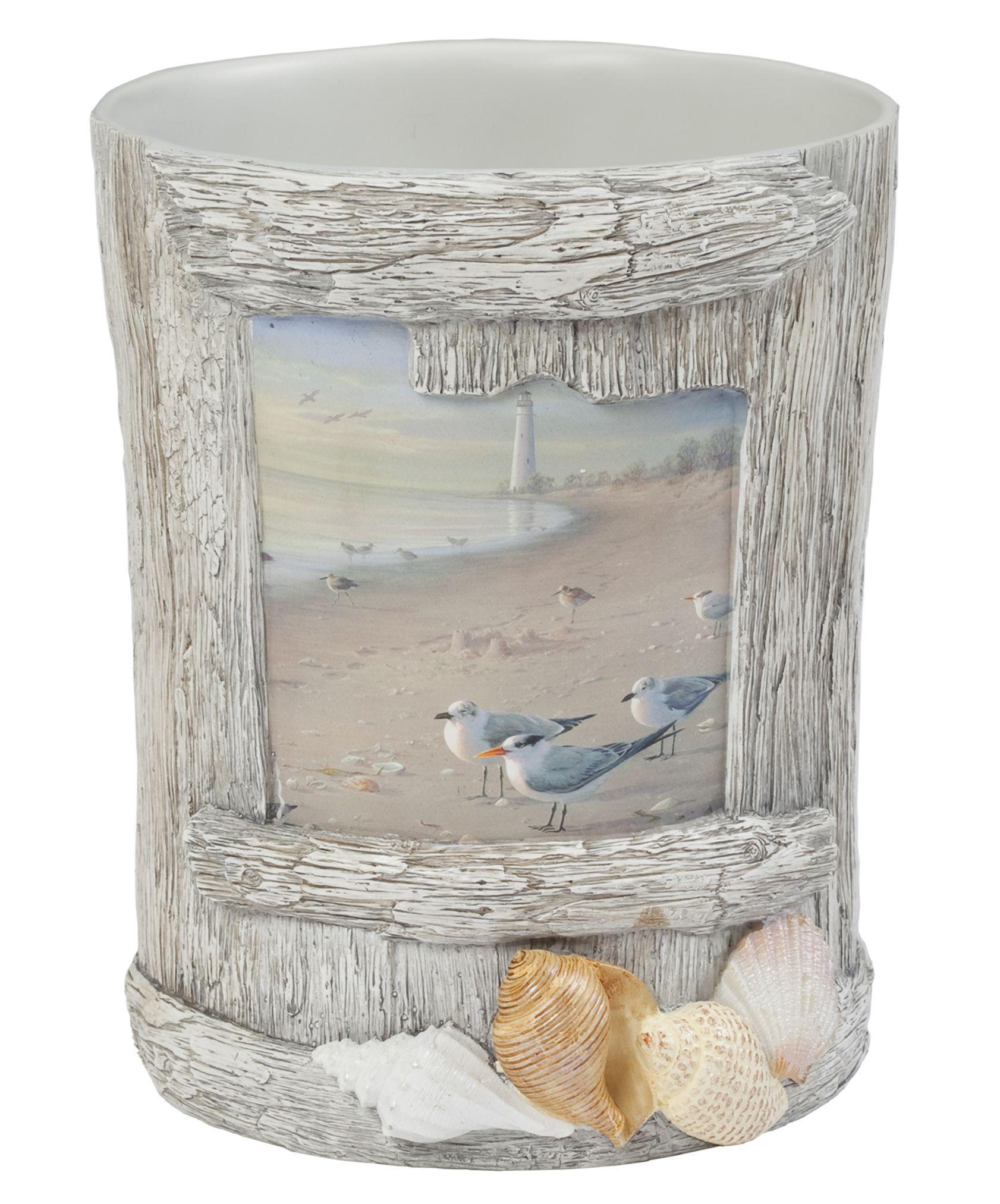 Ведра для мусора Ведро для мусора Creative Bath At The Beach vedro-dlya-musora-creative-bath-at-the-beach-ssha-kitay.jpg