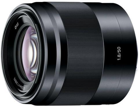 Sony 50mm f/1.8 OSS (SEL-50F18)