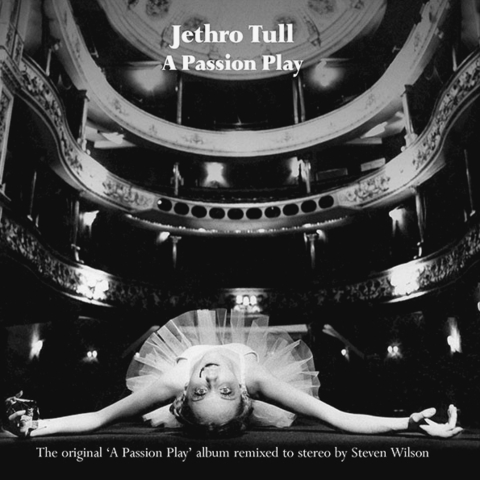 Jethro Tull / A Passion Play (The Steven Wilson Remix)(CD)