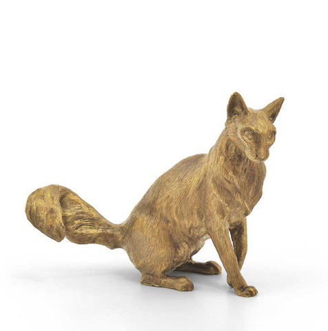 Ангорская кошка (бронза)