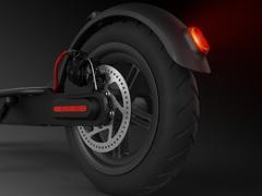 Электросамокат Xiaomi MiJia Smart Electric Scooter M365 (RU + покрышки) черный