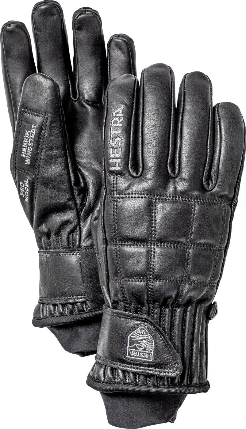 Henrik Leather Pro Model, black