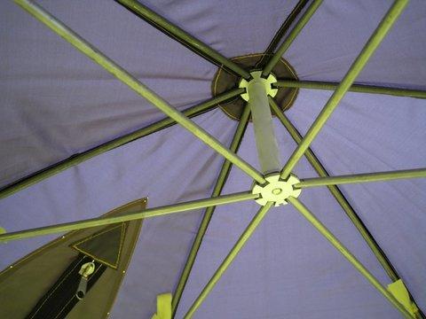 Палатка-зонт 3-местная зимняя NORD-3 Extreme Helios Тонар