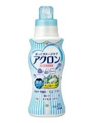 Жидкость для стирки деликатных тканей, Lion, Acron, натуральное мыло, 500 мл