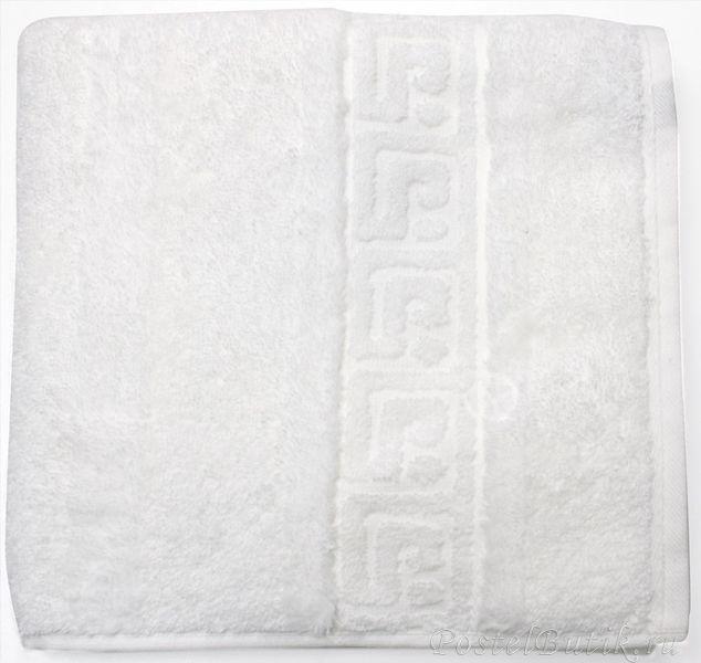 Полотенце 60х110 Cawo Noblesse 1001 белое