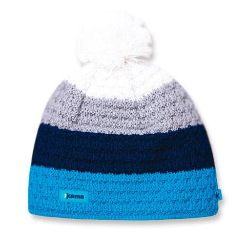 шапка Kama A50 (cyan) бирюзовый