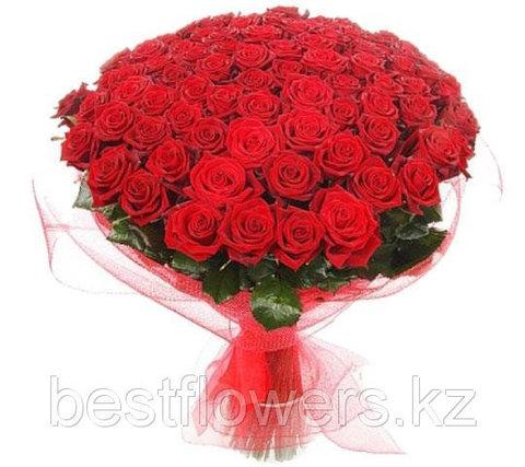 Букет из 101 розы (местные)