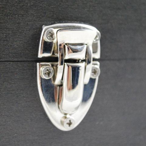 Ларец с обувной косметикой  из бука с двумя замками La Cordonnerie Anglaise (2 цвета)