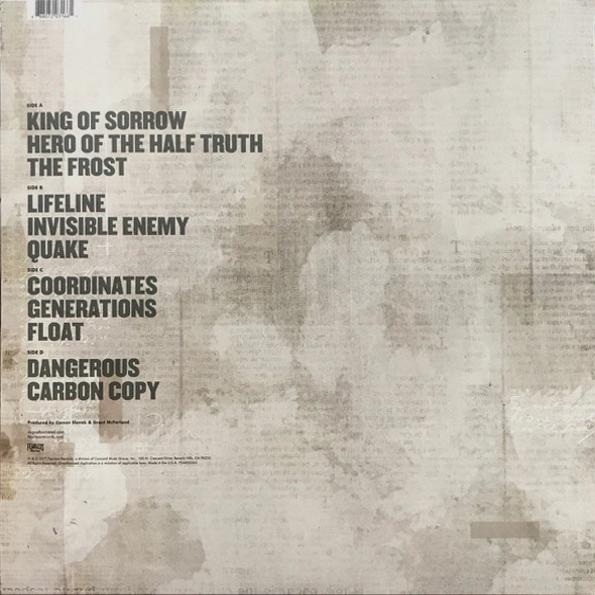 "Phantom Sessions Ep August Burns Red: August Burns Red ""Phantom Anthem"" купить на виниловой"