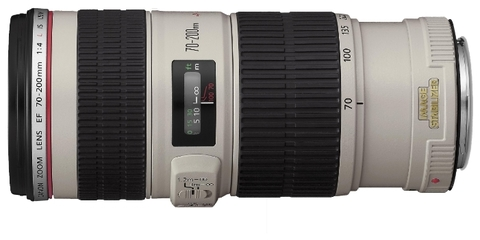 Canon EF 70-200mm f/4L IS USM (JAPAN)
