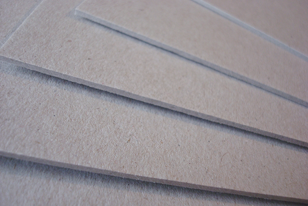 Переплетный картон 1,5 мм 30х30 см