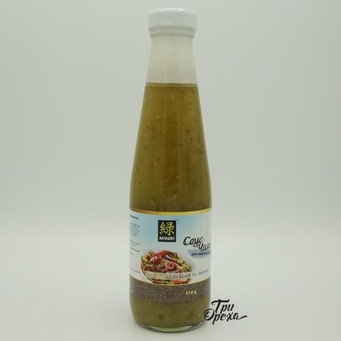 Соус чили для морепродуктов Chilli Sauce for Seafood, 290 гр