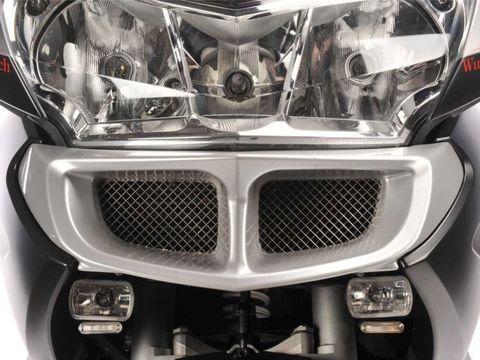Защита масляного радиатора (BMW R1200RT серебро