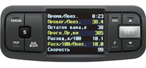 Универсальный бoртовой компьютер Multitronics VC731