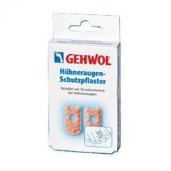 Gehwol Huhneraugen-Pflaster - Мозольный пластырь 9 шт