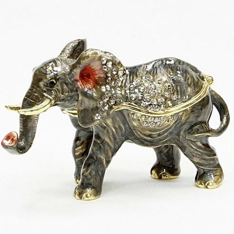 Шкатулка Слон 2