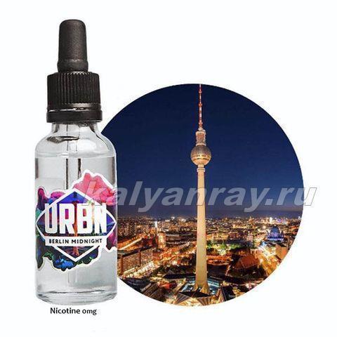 Купить жидкость URBN BERLIN MIDNIGHT в Сочи