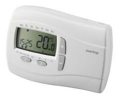Термостат комнатный Oventrop арт. 1150553 беспроводной по радиоканалу (3 В)