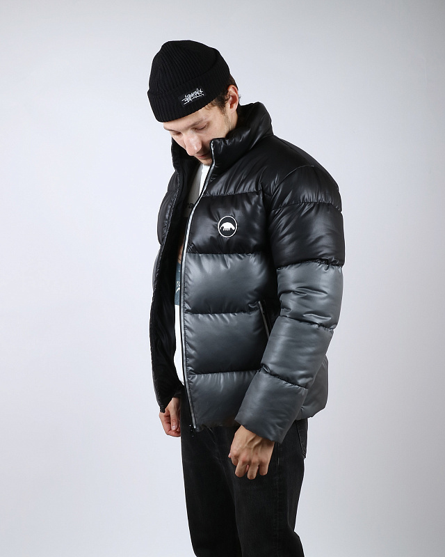 Куртка Anteater Downjacket Black/Grey