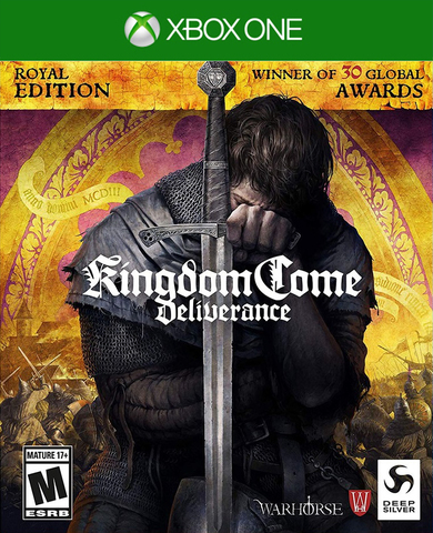 Xbox One Kingdom Come Deliverance - Royal Edition (русские субтитры)