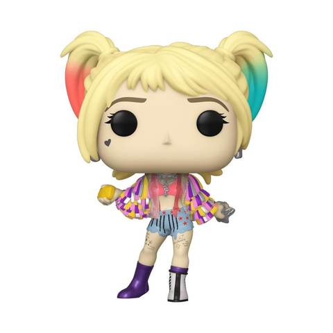 Фигурка Funko POP! Vinyl: DC: Birds of Prey: Harley Quinn (Caution Tape) 44367