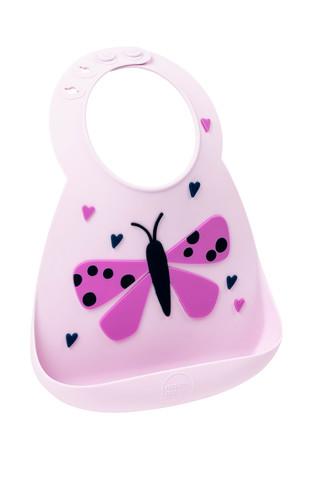 Make My Day Детский нагрудник, Бабочка