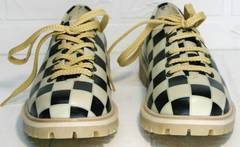 Женские туфли оксфорды Goby TMK6506