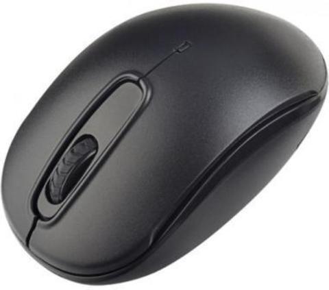 Мышь беспроводная  Perfeo  COMFORT, черная