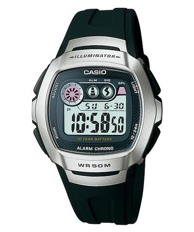 Купить Наручные часы Casio W-210-1A по доступной цене