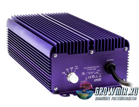 ЭПРА LUMATEK 1000W DIMM-4, 240V