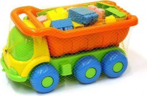 Автомобиль-самосвал Яша1