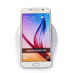 """Универсальная беспроводная зарядка """"А1"""" стандарта Qi для Samsung"""
