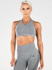 Женский топ Ryderwear Seamless Sports Bra - Light Grey Marle