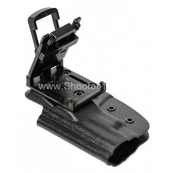 Кобура пластиковая для пистолета SIG-SAUER P 226 модель № 25 Стич Профи фото 2