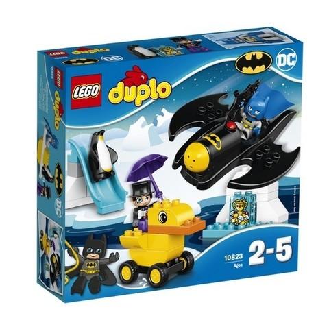 LEGO Duplo: Приключения на Бэтмолёте 10823 — Batwing Adventure