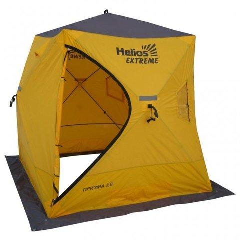 Палатка зимняя Призма EXTREME Helios 2,0х2,0 Тонар