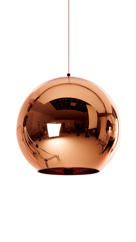 replica Copper Shade pendant lamp ( 35 сm )