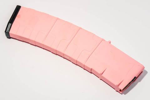 Магазин Pufgun для AR-15 на 45 патронов, розовый