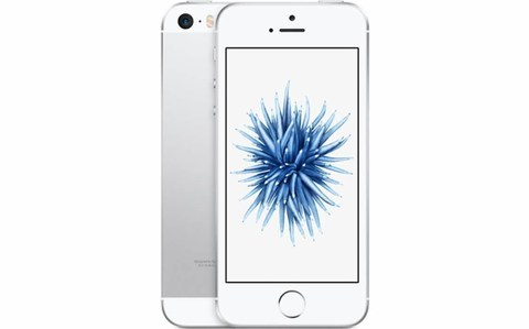 iPhone SE 64GB Silver RHQ