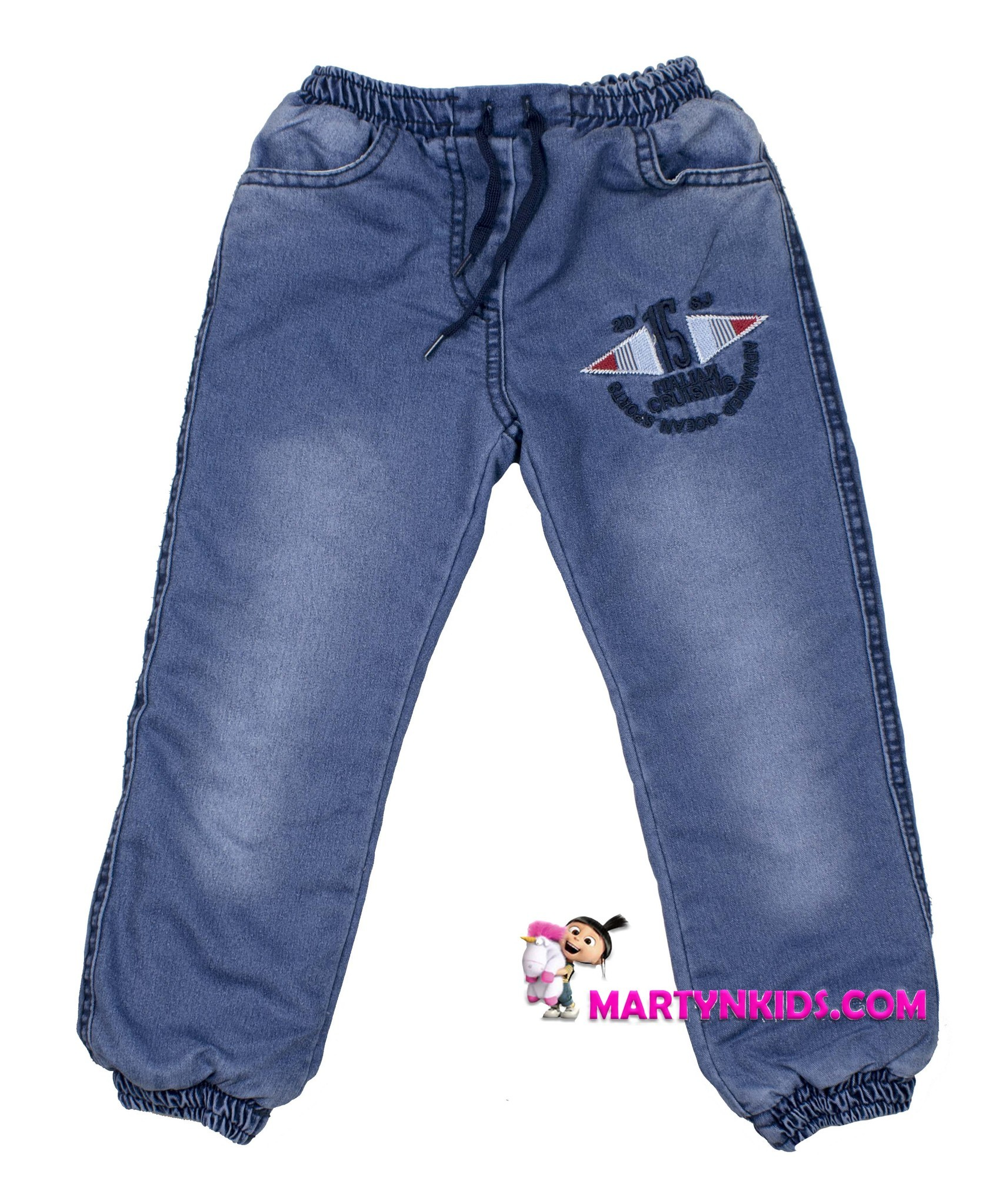 1807 джинсы теплые флаги 2