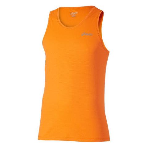 Майка л/а Asics Singlet мужская orange