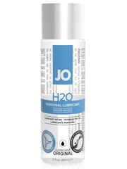 Нейтральный лубрикант на водной основе, SYSTEM  JO Personal Lubricant H2O (разный объем)
