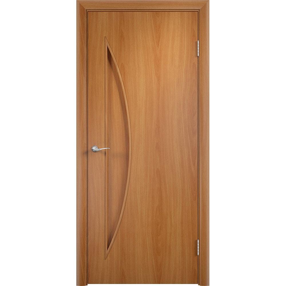 Ламинированные двери Парус миланский орех без стекла parus-pg-milan-oreh-dvertsov-min.jpg