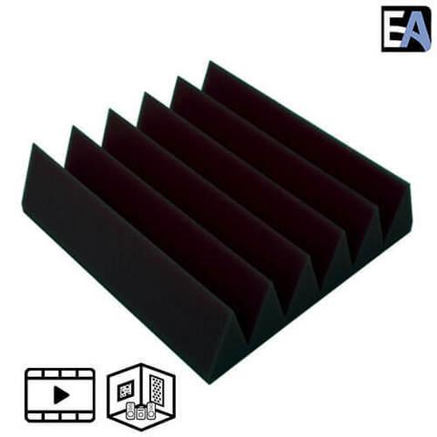ECHO BLACK Акустический поролон Echoton Klin 50 Чёрный