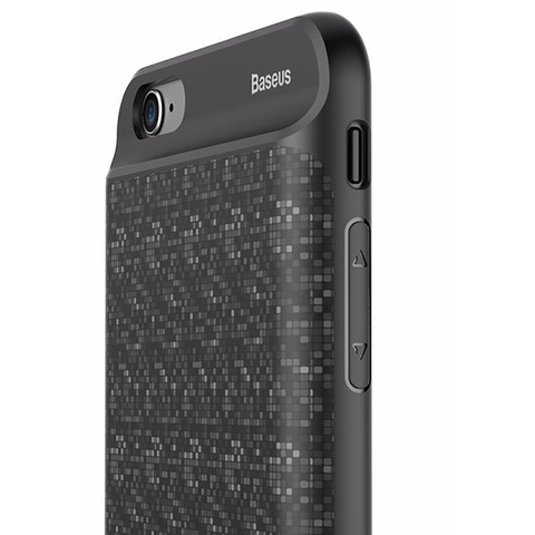 Чехол-аккумулятор для iPhone 7, iPhone 8 Baseus Plaid Power Bank Case 5000mAh